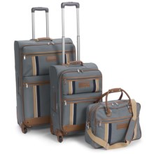 Tommy Hilfiger Scout Luggage Set - 3-Piece in Slate - Closeouts