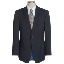 Tommy Hilfiger Wool Stripe Suit (For Men) in Navy - Closeouts