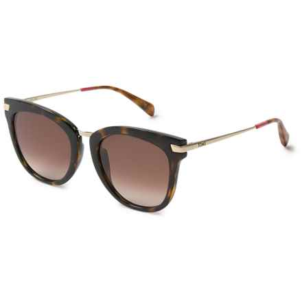 TOMS Adeline Sunglasses (For Women) in Tortoise Gold Honey Tortoise/Brown - Closeouts