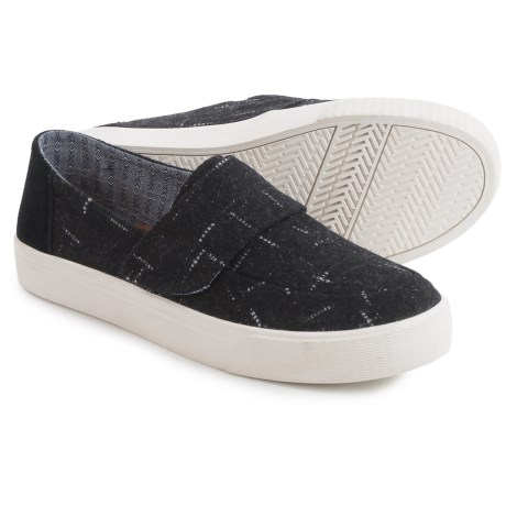 TOMS Altair Shoes - Slip-Ons (For Women)
