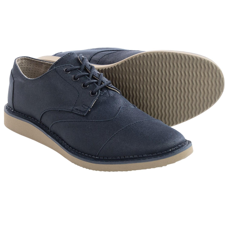 Toms Cap Toes Shoes