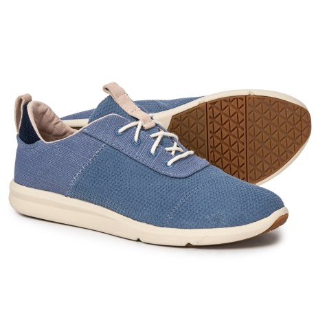 bcde2716a15 TOMS Cabrillo Sneakers (For Women) in Infinity Blue