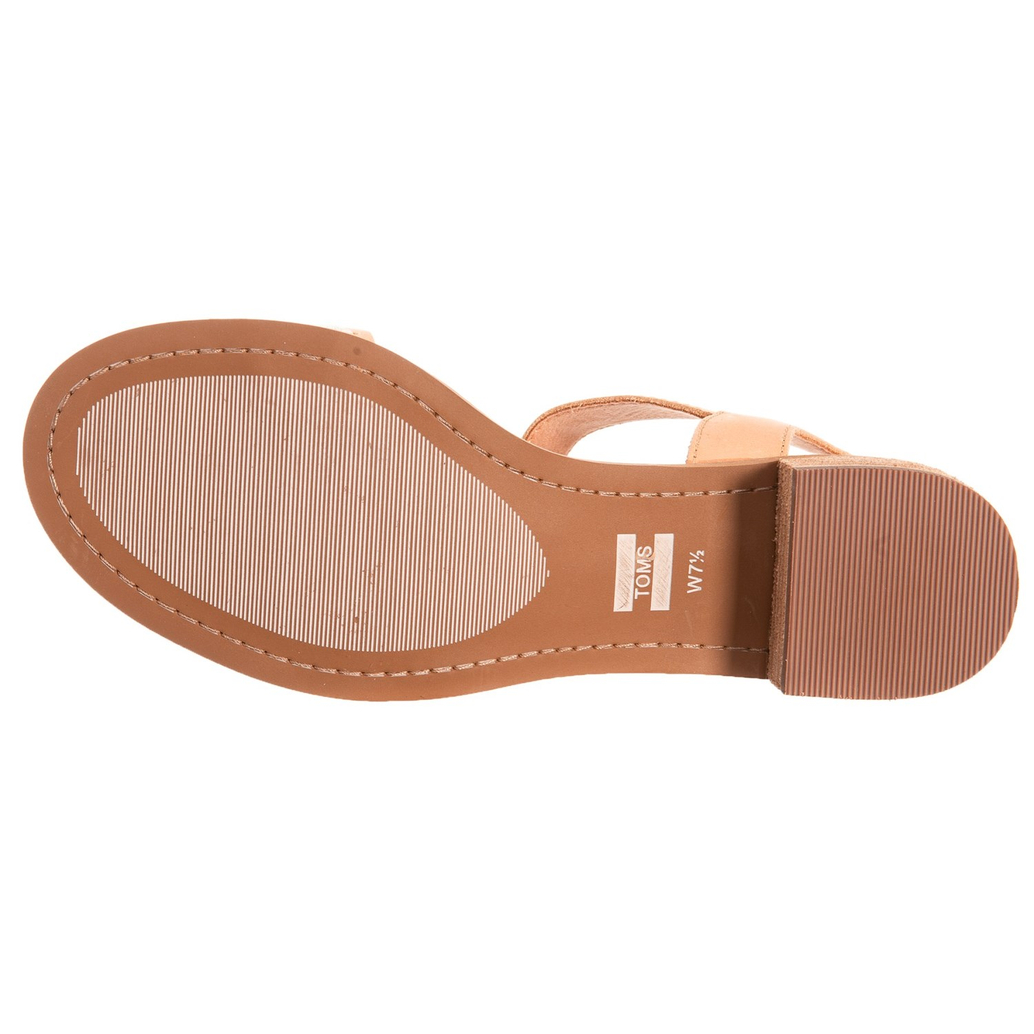856b1ff24c2 TOMS Camillia Sandals - Leather (For Women)