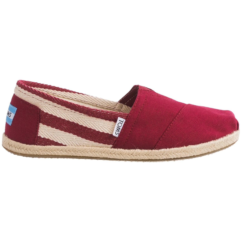 Slip On Shoes For Women Toms