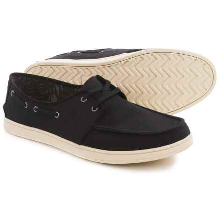 TOMS Culver Shoes (For Men) in Black - Closeouts