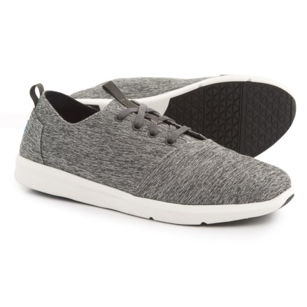 b8a30c534d5 TOMS Del Rey Sneakers (For Men) in Forged Iron Grey - Closeouts