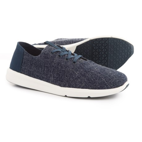 TOMS Del Rey Sneakers (For Men) in Navy