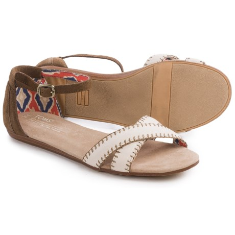 TOMS Festival Correa Sandals (For Women)