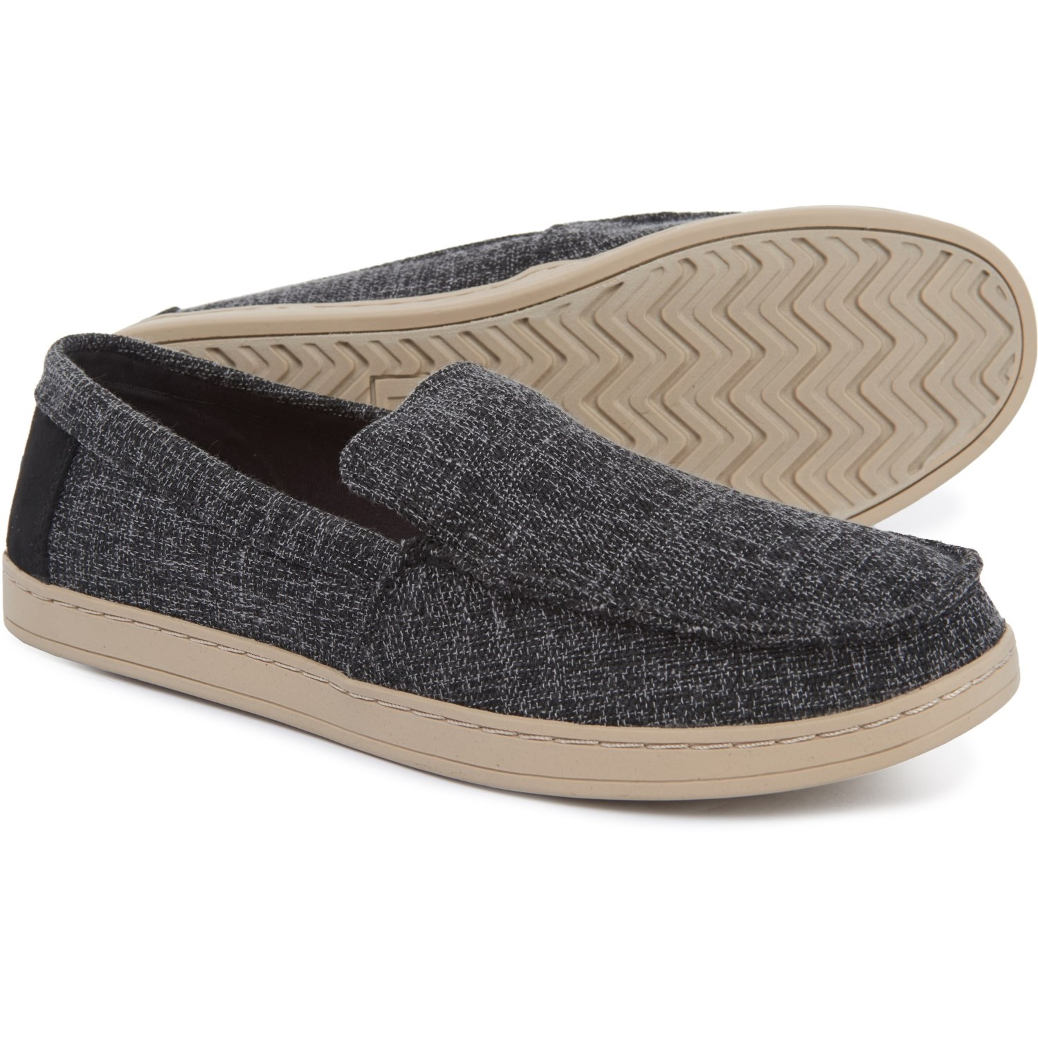 4c50700961 TOMS Forged Iron Aiden Woven Casual Shoes - Slip-Ons (For Men) in