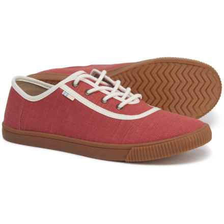 TOMS Heritage Canvas Carmel Sneakers (For Women) in Spice