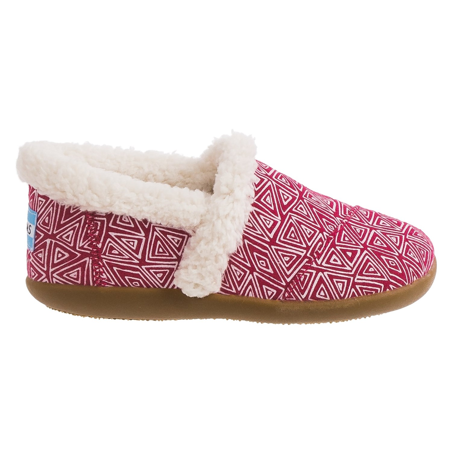 Kids Slippers If your favorite pair of tiny feet need slippers to keep warm and comfy this season, shop our great collection of kids' slippers for girls, boys and even babies. With all kinds of slippers including bootie and clog slippers, moccasins, indoor and outdoor slippers, sheepskin slippers and more, the only challenge will be deciding.