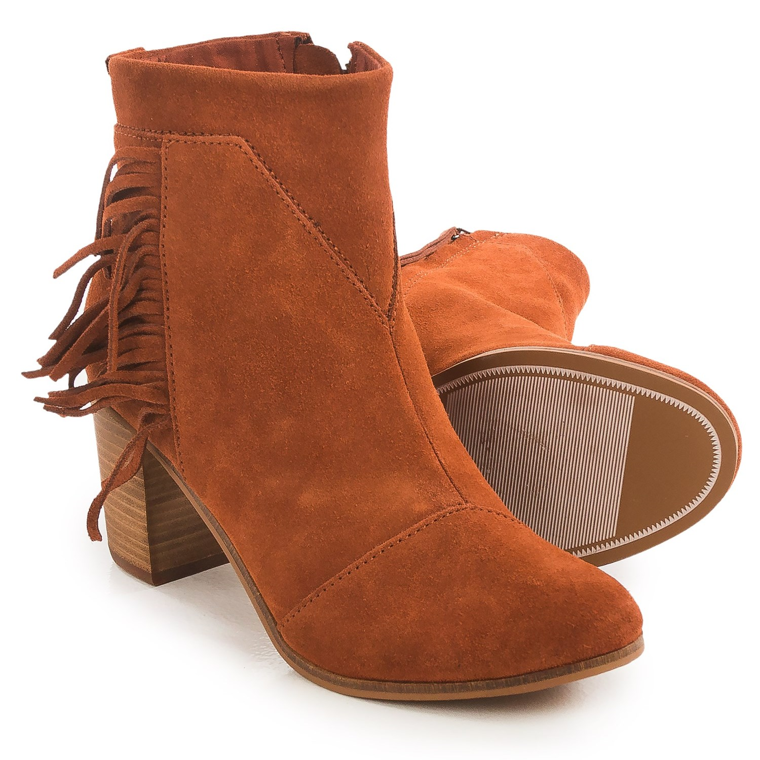 TOMS Lunata Ankle Boots (For Women)