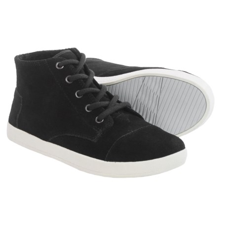 TOMS Paseo High Shoes Suede (For Women)