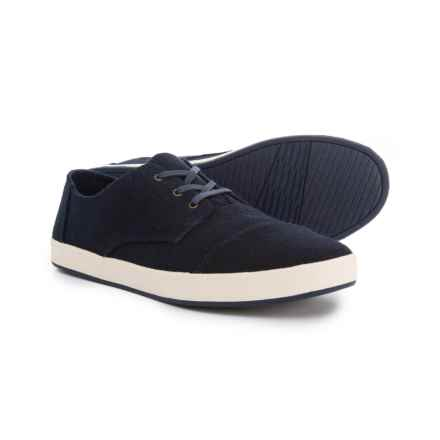 TOMS Paseo Sneakers (For Men) in Navy - Closeouts