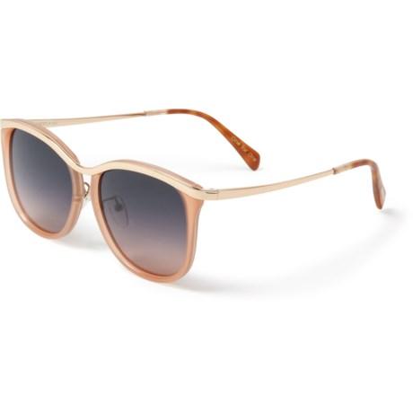 2d7a2b0014c8 TOMS Sandela 301 Sunglasses (For Women) in Blush/Navy Pink Gradient