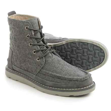 TOMS Searcher Boots (For Women) in Grey - Closeouts