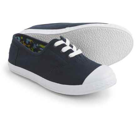 TOMS Zuma Sneakers (For Kids) in Navy - Closeouts