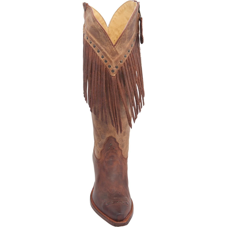 "c1fd7ed54 Tony Lama 15"" Paloverde Fashion Western Boots (For Women) - Save 50%"