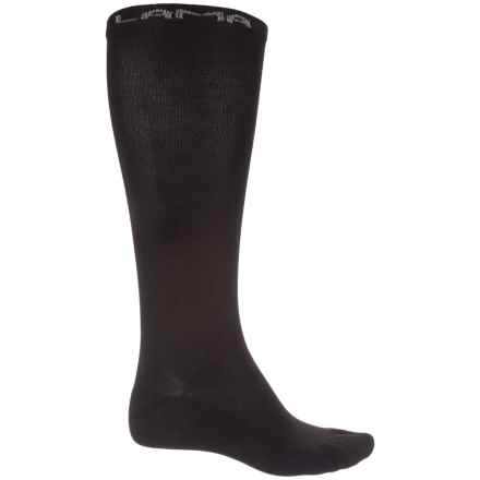 Tony Lama The Sunday Special Boot Socks - Mid Calf (For Men) in Black - Closeouts