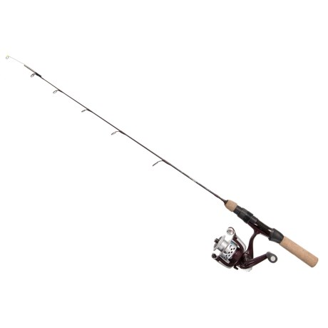 Tony Roach Power Ice Spring Bobber Rod and Reel Spinning Combo – 28?