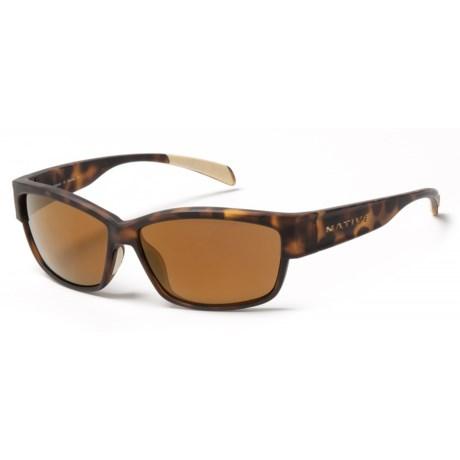 Toolah Sunglasses - Polarized Reflex Lenses