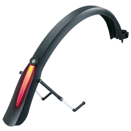 Topeak Defender iGlow TX Rear Bike Fender in See Photo