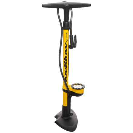 Topeak Joeblow Sport III Floor Bike Pump in See Photo - Closeouts