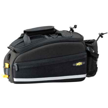 Topeak MTX Trunk Bag EX with Bottle Holder in See Photo - Closeouts