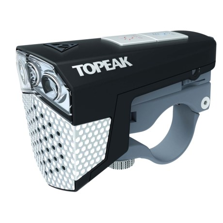 Topeak Soundlite USB Bike Light and Horn - 70 Lumens in See Photo