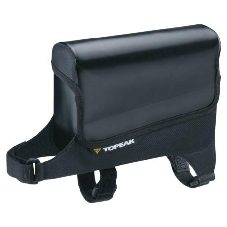 Topeak Tri Dry Bag Frame Fit Bike Bag - Waterproof in See Photo