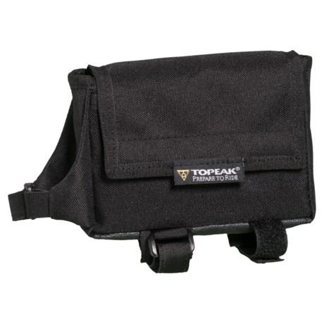 Topeak Tri Top Tube Bike Bag in See Photo