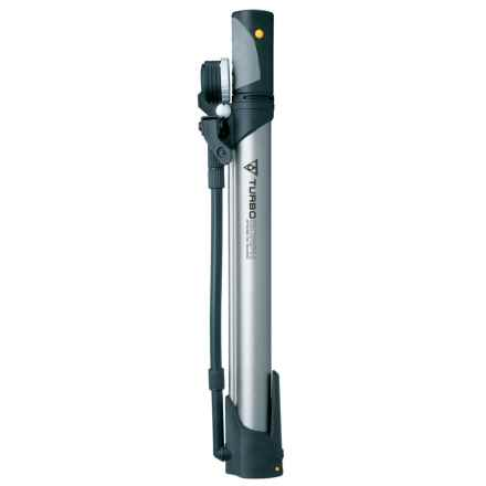 Topeak Turbo Morph Bike Pump in See Photo - Closeouts