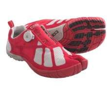 Topo Athletic M-RR Running Shoes (For Men) in Red/Grey - Closeouts