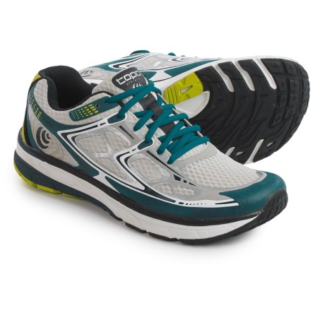 Topo Athletic Magnifly Running Shoes (For Men) in Grey/Silver