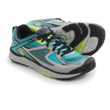 Topo Athletic Tribute Running Shoes (For Women) in Blue/Lime - Closeouts