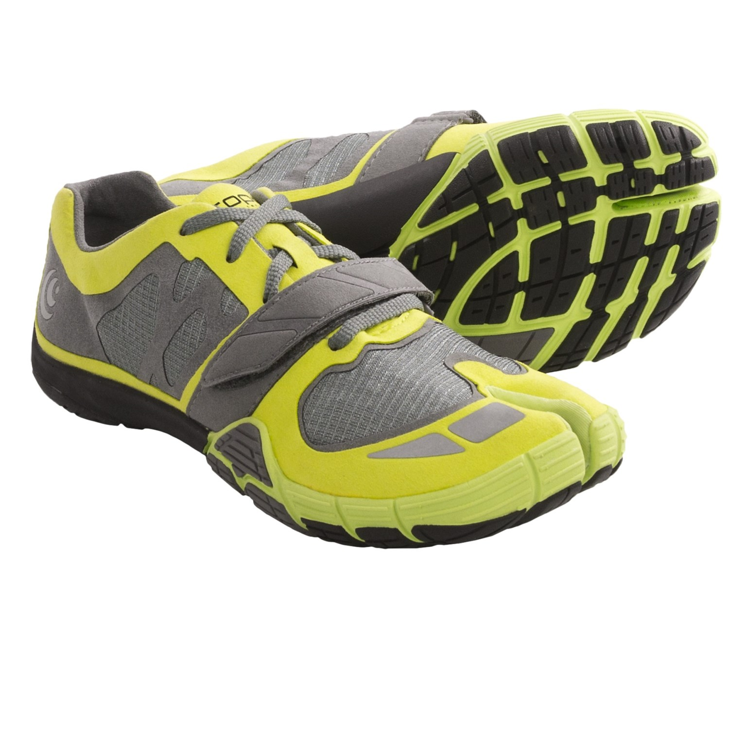 Topo Athletic W-RX Cross-Training Shoes (For Women) in Green/Grey