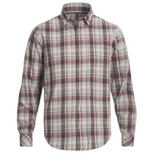 Topo Ranch The Gappy Shirt - Organic Cotton, Long Sleeve (For Men) in Red - Closeouts