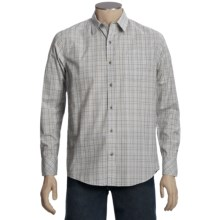 Topo Ranch The Plankster Shirt - Organic Cotton, Long Sleeve (For Men) in Grey - Closeouts