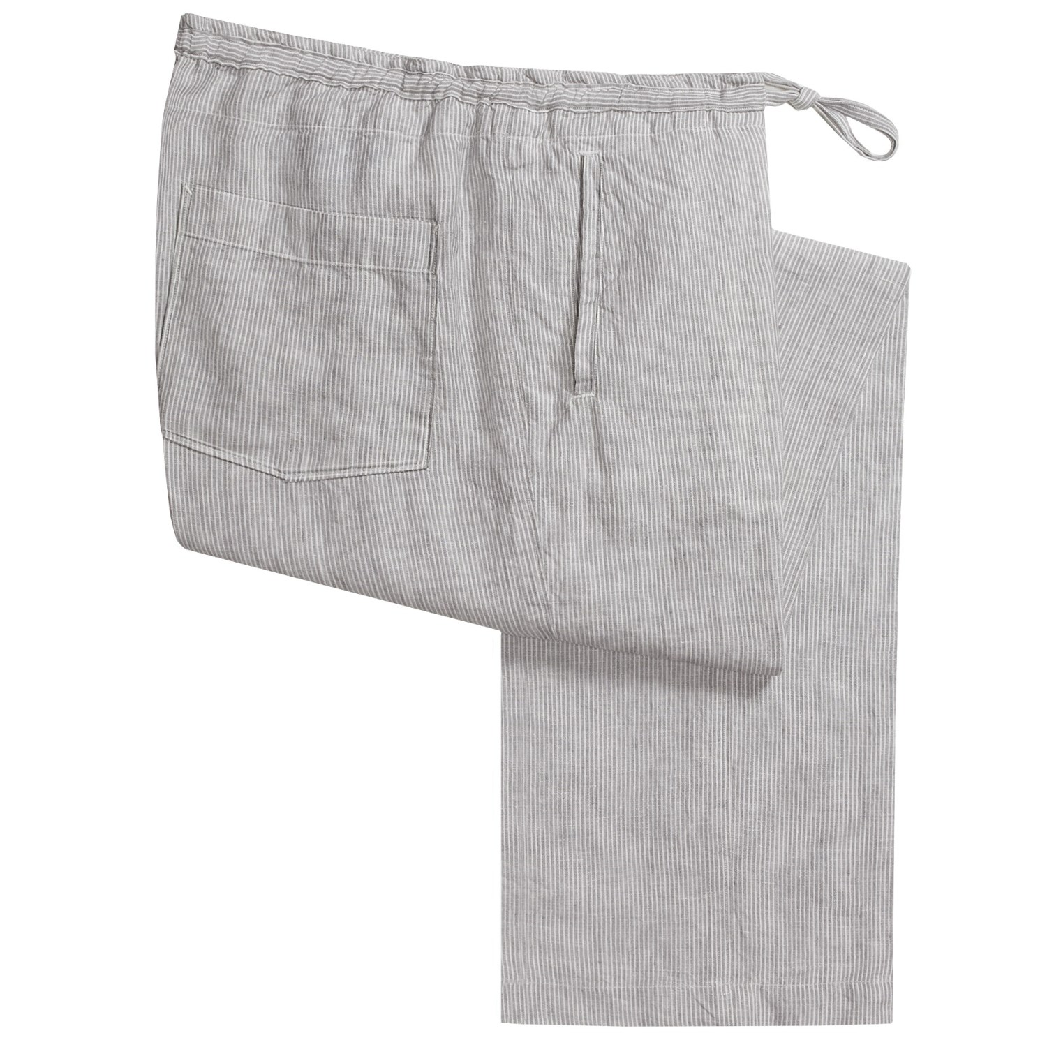 Drawstring Pants For Men Linen Drawstring Pants For Men