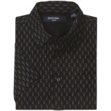 Toscano Patterned Shirt - Silk-Rayon, Short Sleeve (For Men)