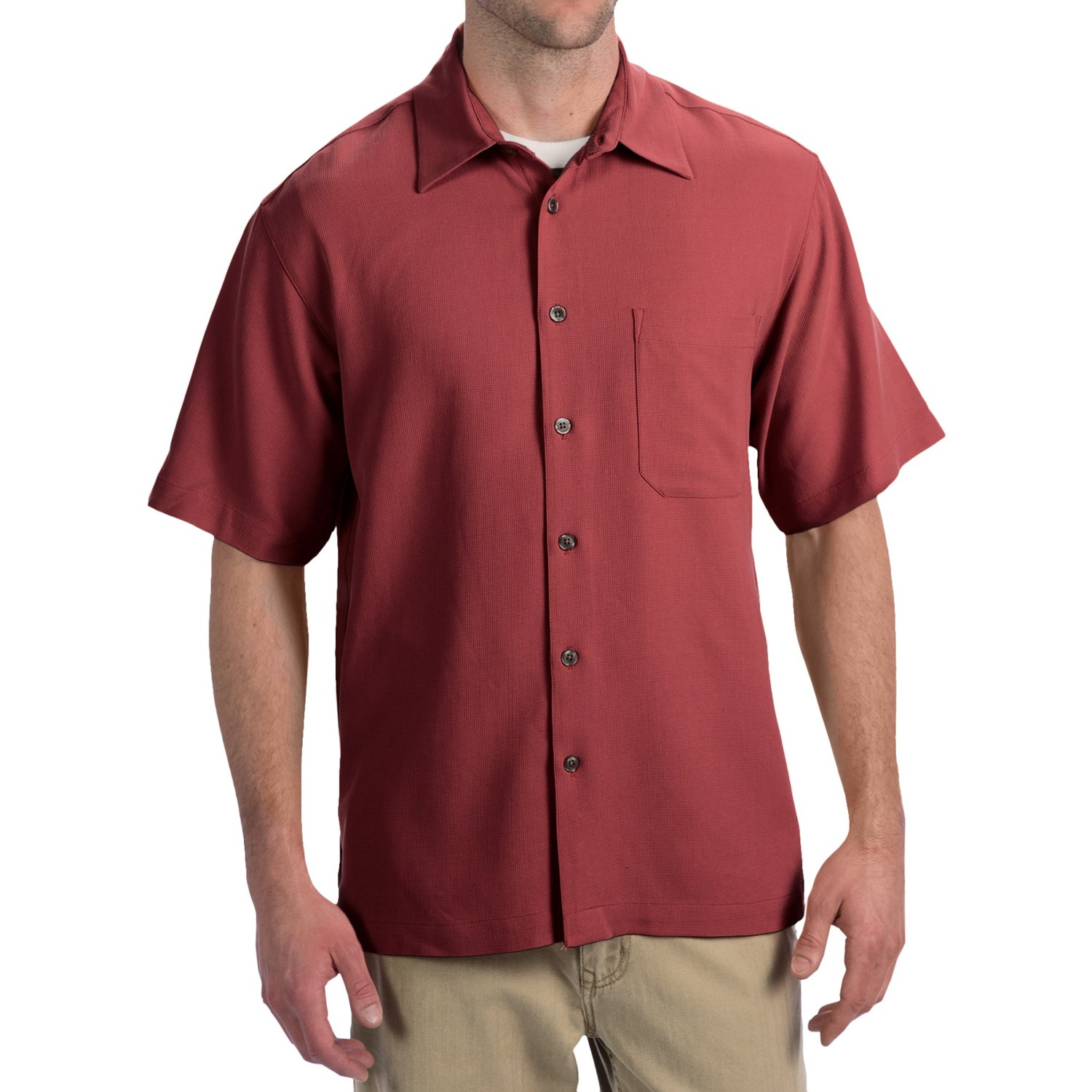 Men's undershirts and crewneck t-shirts have become the standard underwear under polos and dress shirts. Your men's underwear wardrobe needs to be stocked with comfortable basics like tank tops, muscle tee shirts and crewneck tees.