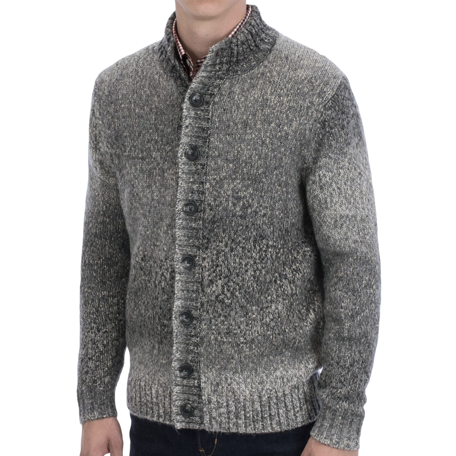 Men Cardigan Sweater 64