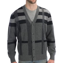 Toscano Turnberry Cardigan Sweater- V-Neck (For Men)