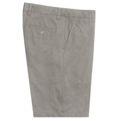 Toscano Twill Shorts - Cotton (For Men) in Pool