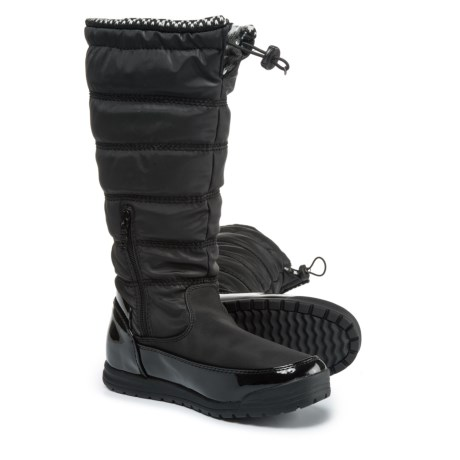 totes Caroline Snow Boots - Waterproof, Insulated (For Women) in Black