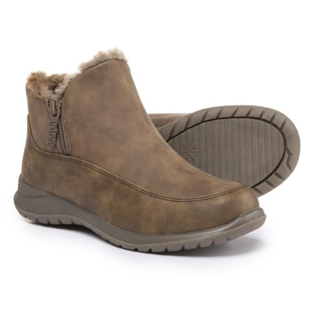 totes Colette Snow Boots - Waterproof, Insulated (For Women) in Brown