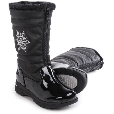 totes Snowflake Snow Boots - Waterproof (For Little and Big Girls)