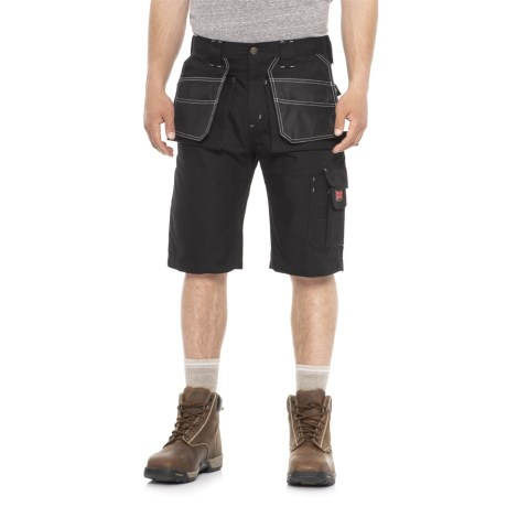 Tough Duck Contractor Shorts (For Men) in Black