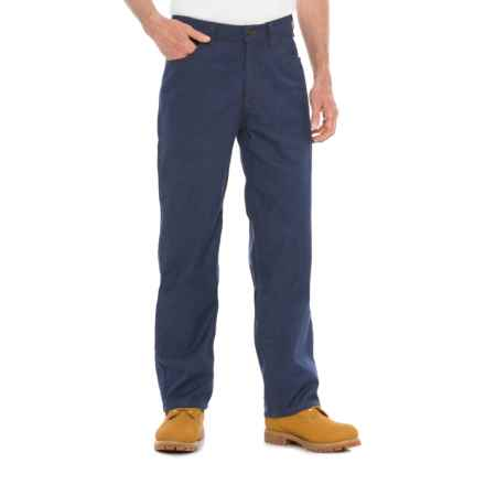 Tough Duck Flame-Resistant Kermel Work Jeans (For Men) in Denim - Closeouts