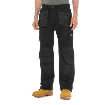 Tough Duck Premium Contractors Tool Pants (For Men) in Black - Closeouts